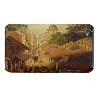 Street in Patna, c.1825 (oil on canvas) Barely There iPod Cover
