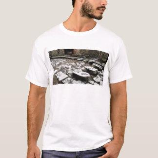 Street in Pompeii - Stones in street T-Shirt