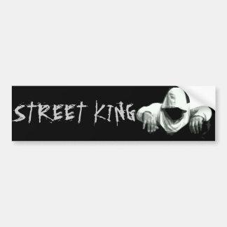 Street King Bumper Sticker