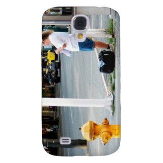 Street Knitter Samsung S4 Case