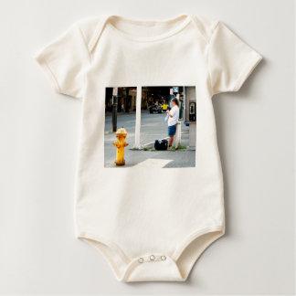 Street Knitter Baby Creeper