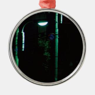 Street Lamp 02 - Xth- Metal Ornament