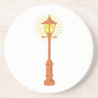 Street Lamp Coaster