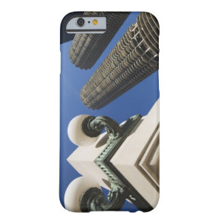 Street lamp detail at Marina City Towers Chicago Barely There iPhone 6 Case