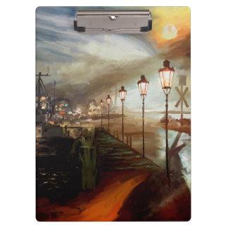 Street Lamp Hallucination Clipboards