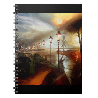 Street Lamp Hallucination Notebooks