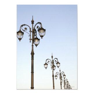 Street Lamps Card