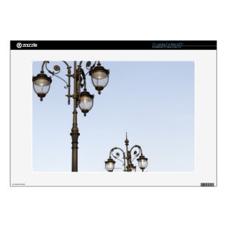 """Street Lamps Decals For 15"""" Laptops"""