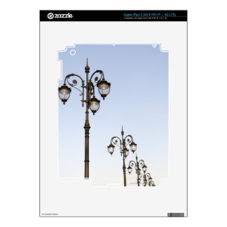 Street Lamps Skin For iPad 3