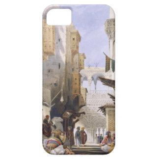 Street Leading to El Azhar, Grand Cairo, pub. 1846 iPhone SE/5/5s Case