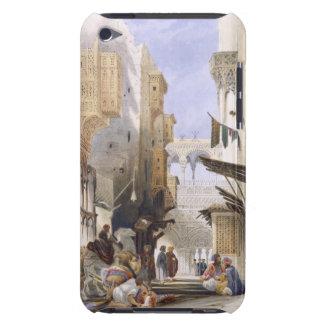 Street Leading to El Azhar, Grand Cairo, pub. 1846 iPod Touch Case-Mate Case