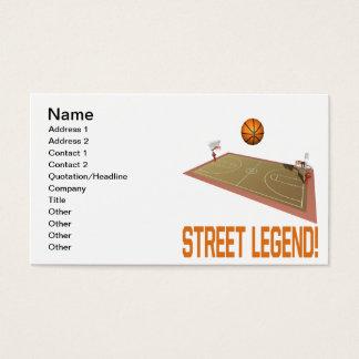 Street Legend Business Card