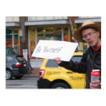 Street Life Postcard