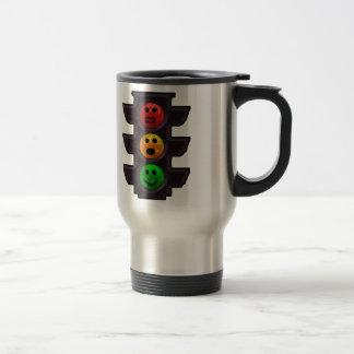 Street Light Moods Travel Mug