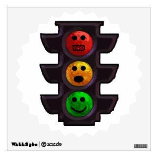 Street Light Moods Wall Sticker