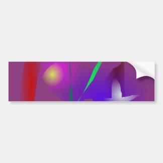 Street Lights Bumper Sticker