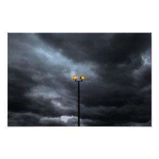 Street Lights Photo Art