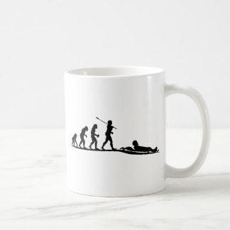 Street Luge Coffee Mug
