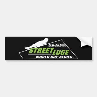 Street Luge World Cup Bumper Sticker