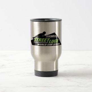Street Luge World Cup Series travel mug