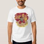 Street Manga - Street Samurai - Front T-Shirt