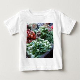 Street Market Fresh Vegetables CricketDiane Baby T-Shirt