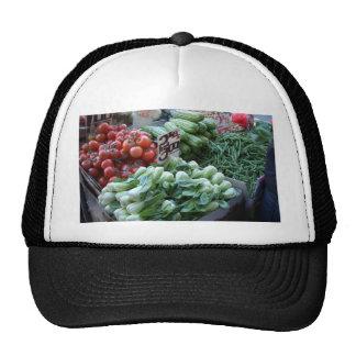 Street Market Fresh Vegetables CricketDiane Trucker Hat