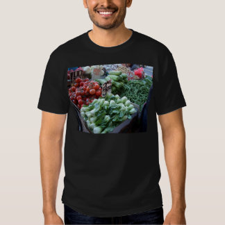 Street Market Fresh Vegetables CricketDiane Tshirts