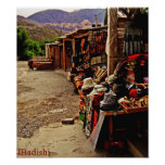Street Market In Jujuy - Argentina Poster