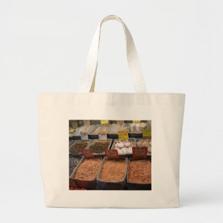 Street Market New York Scenes - CricketDiane Canvas Bags