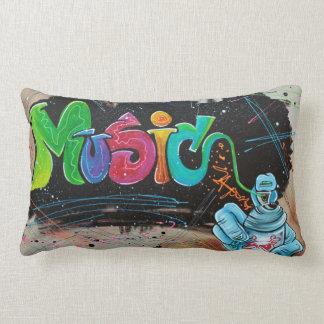 Street Music Pillow