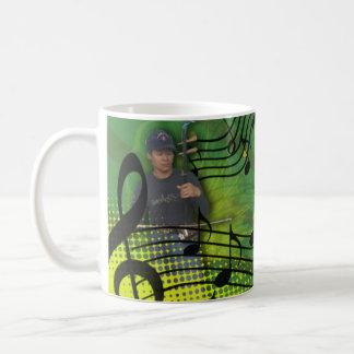 Street Musician Mug