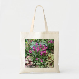 Street of Flores Tote Bag