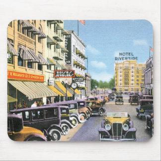 Street of Reno Mousepad
