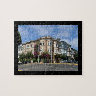 Street of San Francisco Jigsaw Puzzle
