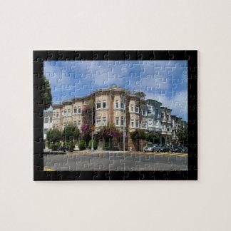 Street of San Francisco Jigsaw Puzzles