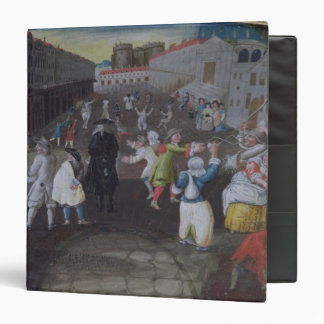 Street Performers at the Carnival Populaire Binder