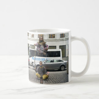 Street Performers Coffee Mug