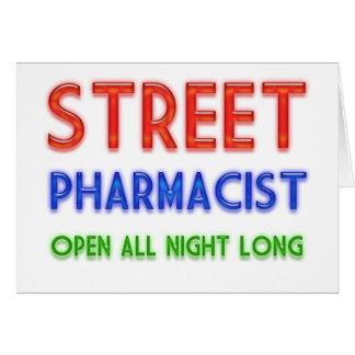 Street Pharmacist Card