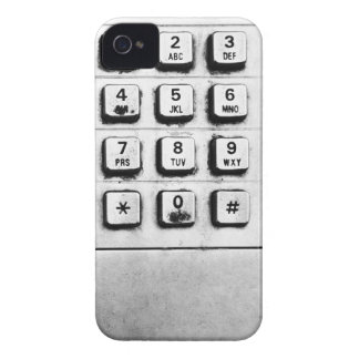 street phone keypad iphone case
