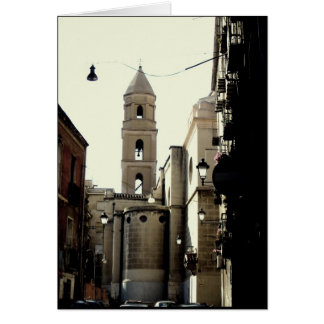 Street Photo Notecard