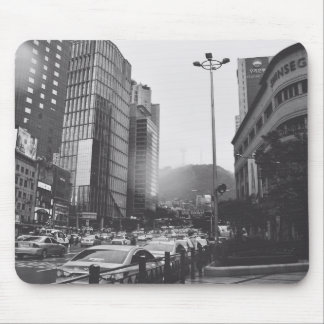 street photography mouse pad