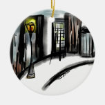 Street Pole Products Christmas Tree Ornaments