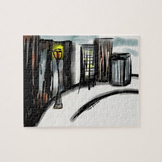 Street Pole Products Puzzles