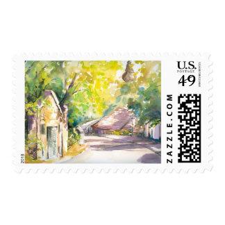Street Postage