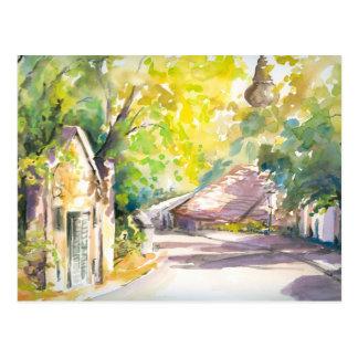 Street Postcard