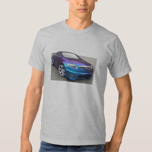 street-racing-car t shirt