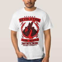 Street Revolution Revolt T-Shirt