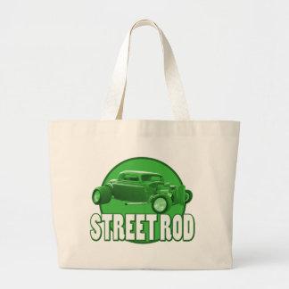 street rod green moon bag