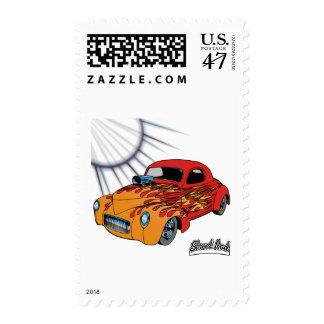 Street Rod Postage